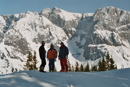 Skiklub Hütte am Schneeberg